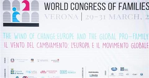 Dall'ecologia umana alla tutela della vita, i temi del congresso di Verona